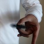 Hand spinner et écriture